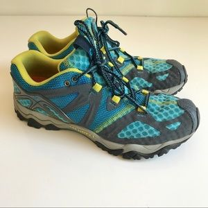 Merrell select grip trail running shoes